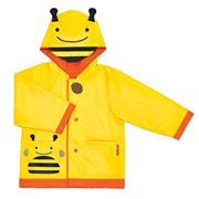SkipHop - Zoo Bee Kids' Raincoat 3-4 Years