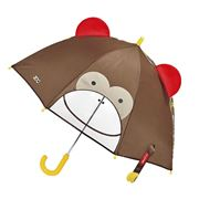 SkipHop - Zoobrella Kids' Monkey Umbrella