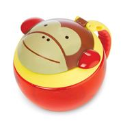 SkipHop - Zoo Monkey Snack Cup