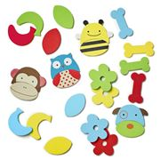 SkipHop - Zoo Mix & Match Foam Pals Set 24pce