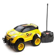 Nipco - Remote Control Yellow Racer