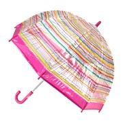 Clifton - Candy Stripe Kids' Birdcage Umbrella