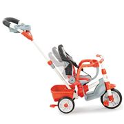 Little Tikes - Ride & Relax Red 5-in-1 Trike