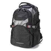 Samsonite - Casual Black & Grey Laptop VI Backpack