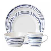 Royal Doulton - Pacific Lines Dinner Set 16pce