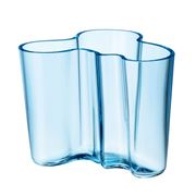 iittala - Aalto Light Blue Vase 16cm