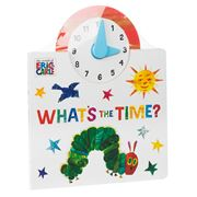 World Of Eric Carle - What's The Time?