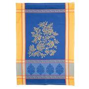 French Linen - Caprice Jacquard Yellow Tea Towel