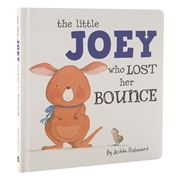 Book - Little Joey Who Lost Her Bounce
