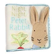 Book - Night, Night Peter Rabbit Cloth Book