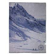 David Fussenegger - Blue Alpine Montana Blanket
