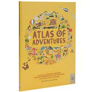 Book - Atlas Of Adventures
