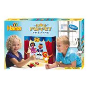 Hama - Puppet Theatre Set