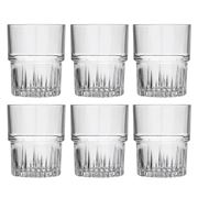 Duralex - Empilable Tumbler Set 200ml/6pce
