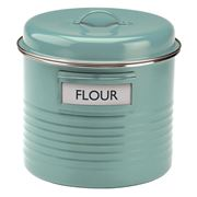 Typhoon - Vintage Kitchen Blue Canister