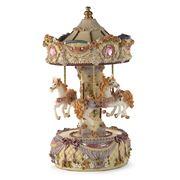 StyleSetter - Yellow Horses Musical Carousel