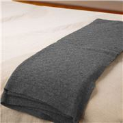 Bemboka - Angora/Superfine Merino Lightbox Throw Grey
