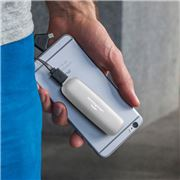 Xoopar - Squid Max 2500 Silver Power Bank