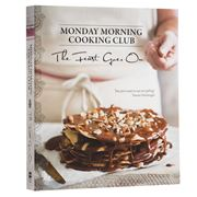 Book - Monday Morning Cooking Club: Feast Goes On Paperback