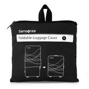 Samsonite - Foldable Small Black Luggage Cover