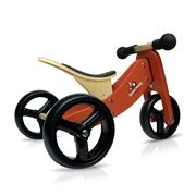 Kinderfeets - Tiny Tot 2 In 1 Red Trike