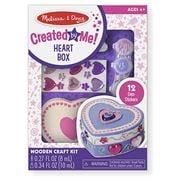 Melissa & Doug - Created by Me! Heart Box