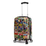 Marvel - Comic Retro Wheelaboard Spinner Case