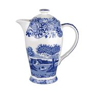 Spode - 200th Anniversary Blue Italian Hot Beverage Pot