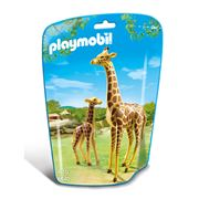 Playmobil - Giraffe with Calf