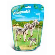 Playmobil - Zebra Family 3pce