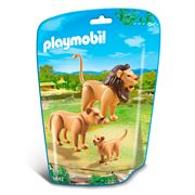 Playmobil - Lion Family 3pce