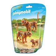 Playmobil - Tiger Family 3pce