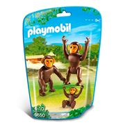 Playmobil - Chimpanzee Family 3pce
