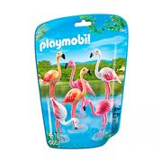 Playmobil - Flock Of Flamingos 6pce