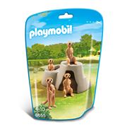 Playmobil - Meerkats Set 5pce
