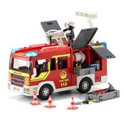 Playmobil - Fire Engine with Lights & Sound