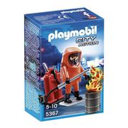 Playmobil - City Action Firefighter