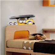 Imagicom - Minions Manhole Wall Decal