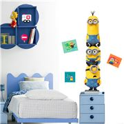 Imagicom - Minions Trio Wall Decals