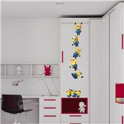 Imagicom - Minions Chain Wall Decal