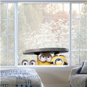 Imagicom - Minions Manhole Window Decal