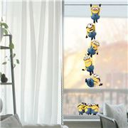Imagicom - Minions Chain Window Decal