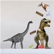 Imagicom - Wall Deco Dinosaur Sticker Sheets
