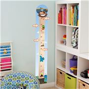 Imagicom - Wall Deco Pirate Sticker Sheet