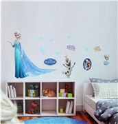 Imagicom - Wall Deco Frozen Sticker Sheets