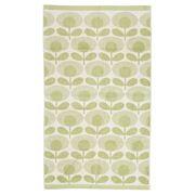 Orla Kiely - Speckled Flower Pistachio Bath Towel