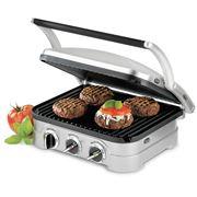 Cuisinart - Griddler with Bonus Waffle Plate Set