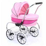 Valco Baby - Pink Princess Doll's Pram
