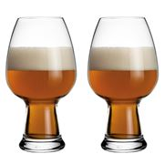 Luigi Bormioli - Birrateque Wheat Beer Glass Set 2pce