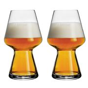 Luigi Bormioli - Birrateque Seasonal Beer Glass Set 2pce
